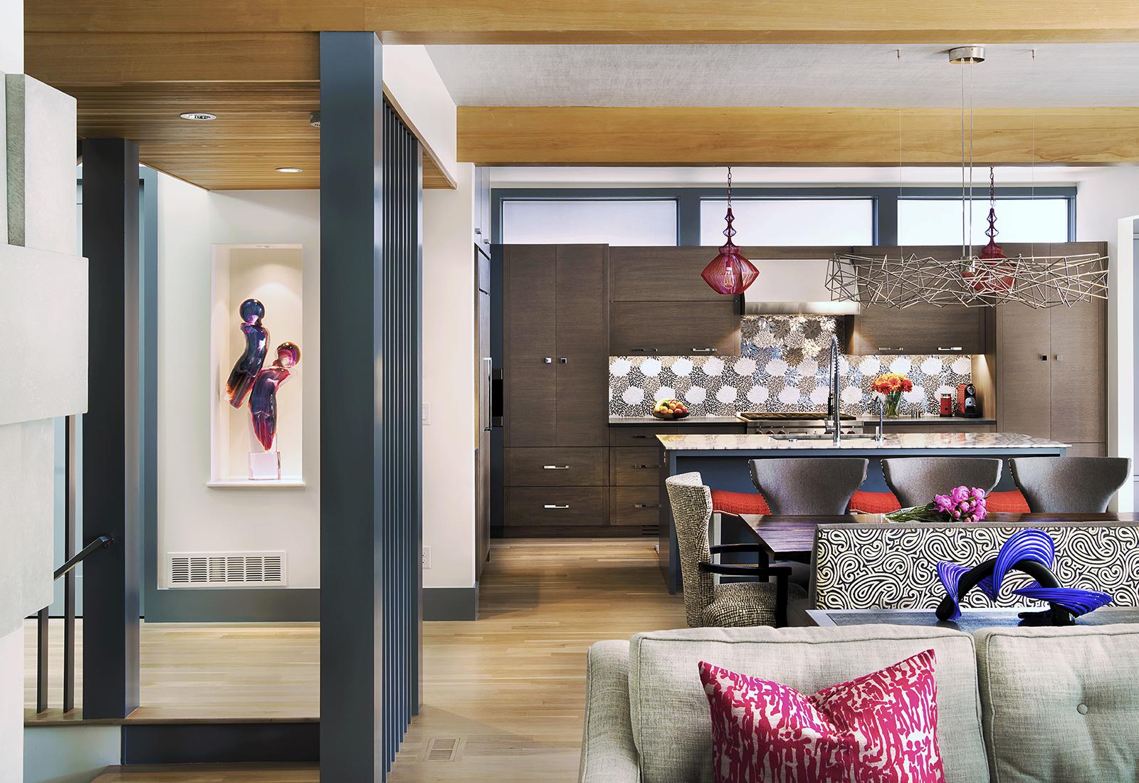 Art Nook + Kitchen
